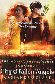 """<font title=""""City of Fallen Angels : The Mortal Instruments #4 (Paperback/ 영국판)"""">City of Fallen Angels : The Mortal Instr...</font>"""