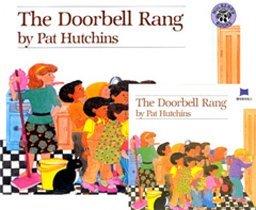 "<font title=""[노부영]The Doorbell Rang (Paperback + CD)"">[노부영]The Doorbell Rang (Paperback + C...</font>"