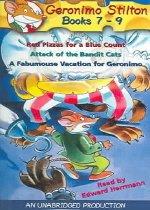 Geronimo Stilton : Books 7-9 (Tape / Unabridged )