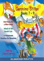 Geronimo Stilton : Books 7-9 (CD/ Unabridged)