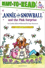 """<font title=""""Annie and Snowball and the Pink Surprise (Paperback)"""">Annie and Snowball and the Pink Surprise...</font>"""