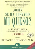 """<font title=""""Quien Se Ha Llevado Mi Queso?: Who Moved My Cheese? (Paperback)  - Spanish Edition"""">Quien Se Ha Llevado Mi Queso?: Who Moved...</font>"""
