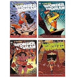 뉴 52! 원더 우먼 Vol.1~4 패키지