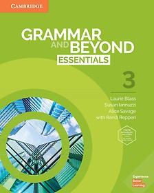 "<font title=""Grammar and Beyond Essentials 3 (Paperback)"">Grammar and Beyond Essentials 3 (Paperba...</font>"