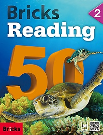 Bricks Reading 50-2 (Student Book + Wook Book +E.CODE)