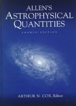 Allens Astrophysical Quantities (Hardcover/ 4th Ed.)
