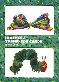"""<font title=""""Eric Carle Invites & Thank-You Cards (Cards)"""">Eric Carle Invites & Thank-You Cards (Ca...</font>"""