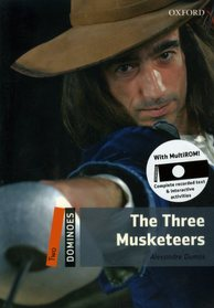 "<font title=""Dominoes 2 : The Three Musketeers (Paperback + MultiROM)"">Dominoes 2 : The Three Musketeers (Paper...</font>"
