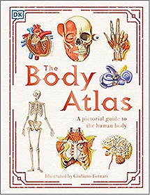 """<font title=""""The Body Atlas: A Pictorial Guide to the Human Body (Hardcover)"""">The Body Atlas: A Pictorial Guide to the...</font>"""