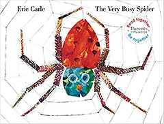 """<font title=""""The Very Busy Spider (Hardcover/ Read Together Ed.)"""">The Very Busy Spider (Hardcover/ Read To...</font>"""