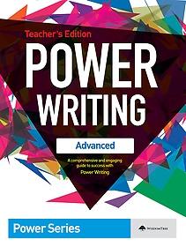 "<font title=""파워 라이팅 어드밴스드 Power Writing Advanced  - Teacher"