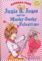 "<font title=""Junie B. Jones and the Mushy Gushy Valentine (Prebind / Reprint Edition)"">Junie B. Jones and the Mushy Gushy Valen...</font>"