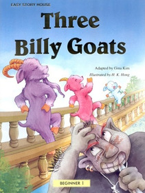 Three Billy Goats CD 세트