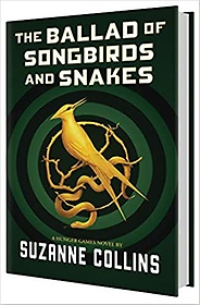"<font title=""The Ballad of Songbirds and Snakes (Hardcover)"">The Ballad of Songbirds and Snakes (Hard...</font>"