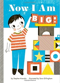 Now I Am Big! (Board book)
