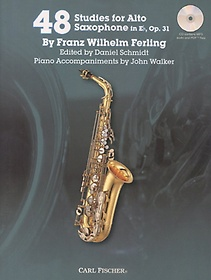 "<font title=""48 Studies for Alto Saxophone in Eb Op.31"">48 Studies for Alto Saxophone in Eb Op.3...</font>"