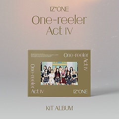 아이즈원(IZ*ONE) - One-reeler / Act Ⅳ [4th Mini Album][KiT Album]