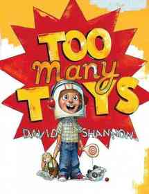Too Many Toys (Paperback+Audio CD)