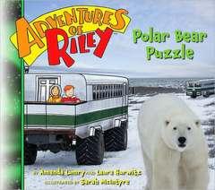 Polar Bear Puzzle (Paperback)