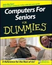 "<font title=""Computers for Seniors for Dummies (Paperback) "">Computers for Seniors for Dummies (Paper...</font>"