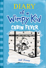Diary of a Wimpy Kid #6: Cabin Fever (Paperback)