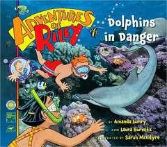Dolphins in Danger (Paperback)