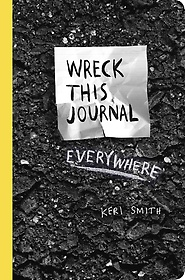 """<font title=""""Wreck This Journal Everywhere (Paperback)"""">Wreck This Journal Everywhere (Paperback...</font>"""