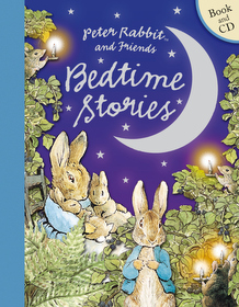 """<font title=""""Peter Rabbit and Friends Bedtime Stories : Potter (Hardcover+CD)"""">Peter Rabbit and Friends Bedtime Stories...</font>"""