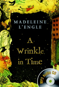 Wrinkle in Time (Paperback+ MP3 CD:1)