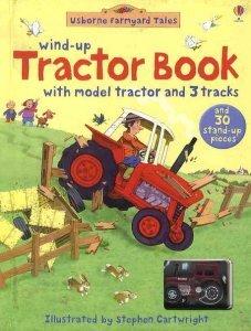 "<font title=""Farmyard Tales : Wind-up Tractor Book (Hardcover+미니 트랙터 세트)"">Farmyard Tales : Wind-up Tractor Book (H...</font>"