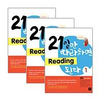 "<font title=""21일만 따라하면 Reading 된다 1,2,3 패키지"">21일만 따라하면 Reading 된다 1,2,3 패키...</font>"