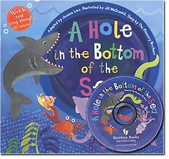"""<font title=""""[노부영] A Hole in the Bottom of the Sea (Paperback+Hybrid CD)"""">[노부영] A Hole in the Bottom of the Sea...</font>"""