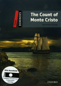 """<font title=""""Dominoes 3 : The Count of Monte Cristo (Paperback + MultiROM)"""">Dominoes 3 : The Count of Monte Cristo (...</font>"""