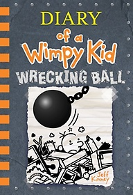 """<font title=""""Diary of a Wimpy Kid #14: Wrecking Ball (Hardcover, 미국판)"""">Diary of a Wimpy Kid #14: Wrecking Ball ...</font>"""