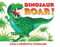 [노부영]Dinosaur Roar (Hardcover +CD)