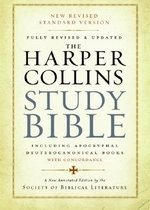 HarperCollins Study Bible-NRSV (Paperback/ Revised and Upd)