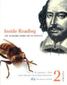 "<font title=""Inside Reading 2 - Student Book with CD-Rom (Paperback)"">Inside Reading 2 - Student Book with CD-...</font>"