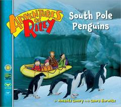 South Pole Penguins (Paperback)