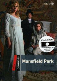 "<font title=""Dominoes 3 : Mansfield Park (Paperback + MultiROM)"">Dominoes 3 : Mansfield Park (Paperback +...</font>"