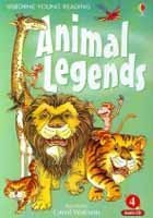 Animal legends Level 1-04 (Paperback + CD)