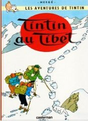 Tintin in Tibet (Paperback)