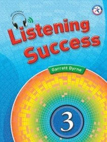"<font title=""Listening Success 3 : Student Book (Paperback+CD)"">Listening Success 3 : Student Book (Pape...</font>"