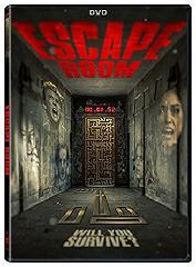 - 이스케이프 룸 (Escape Room) (지역코드1)(한글무자막)(DVD) - DVD