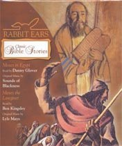 Rabbit Ears Classic Bible Stories (Audio CD, Unabridged, 도서별매)