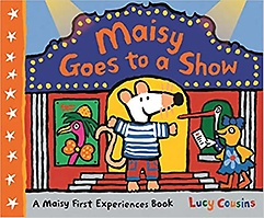 Maisy Goes to a Show (Paperback)