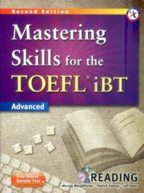 """<font title=""""NEW Mastering Skills for the TOEFL iBT: Advanced: Reading (Paperback+CD/ 2nd)"""">NEW Mastering Skills for the TOEFL iBT: ...</font>"""