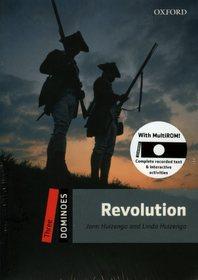 """<font title=""""Dominoes 3 : Revolution (Paperback + MultiROM)"""">Dominoes 3 : Revolution (Paperback + Mul...</font>"""