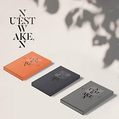 뉴이스트 W - WAKE,N [Ver. 1 + Ver. 2 + Ver. 3][패키지][키노앨범]