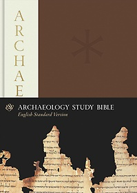 Archaeology Study Bible (Hardcover)