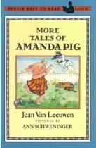 More Tales of Amanda Pig (Paperback)